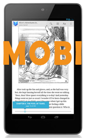 convert mobi books to nexus 7 tablet